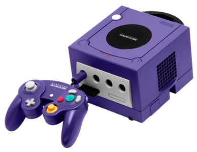What was the slogan for nintendo GameCube?