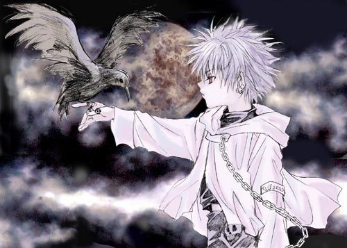 as it is called by relatives in the manga Killua