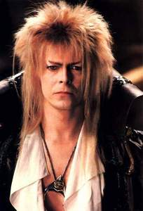 how many outfits did jareth wear intotal through the whole movie