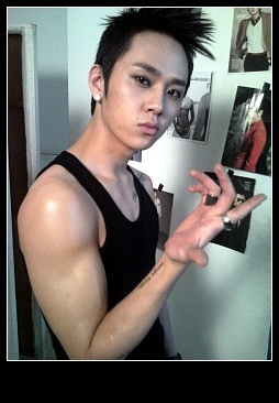 what was junhyung's old name before he changed it to junhyung at 6th grade due to teasing from his friends??