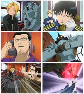 (Original FMA) In Episode 5 How Many Months Pregnant Is Gracia?