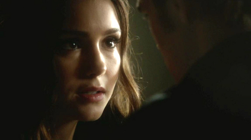 """If you are planning to make a move against Klaus, I want in."" Katherine to Stefan in...?"