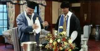 In DDLJ, what family tradition has Raj inadvertantly honoured, according to his Father?