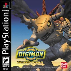 Which Digimon is the final boss in Digimon World?