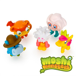 How many moshlings are there in moshi monsters
