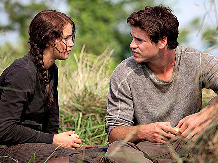 Gale is Katniss's ...