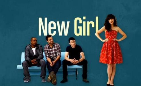 What was the original working Titel for New Girl?