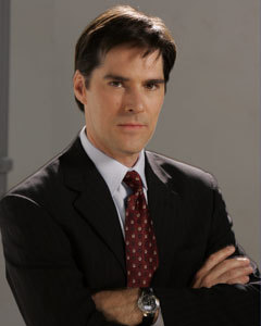 What is Thomas Gibson's middle name?