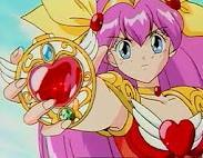 Who does Momoko hve a crush on?