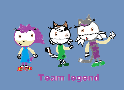 Whats Team legends theme song?