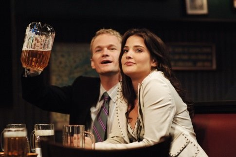 In which episode did Robin and Barney broke up?