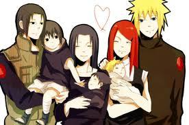 What are Naruto and Sasuke's mom's names?