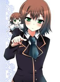 Who is Hideyoshi's twin sister?