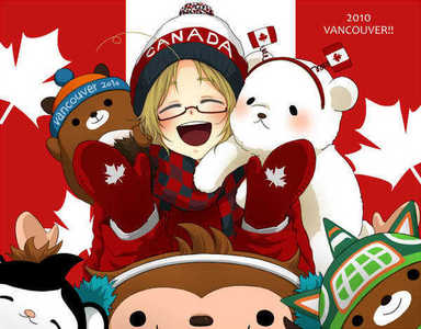 In which episode of Hetalia did Canada first appear in?