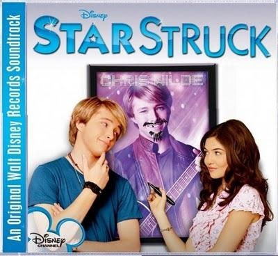 in the movie starstruck, what did jessica wanted from cristopher wilde (STERLING KNIGHT)??!