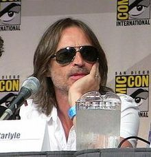 Robert Carlyle appears in the show?