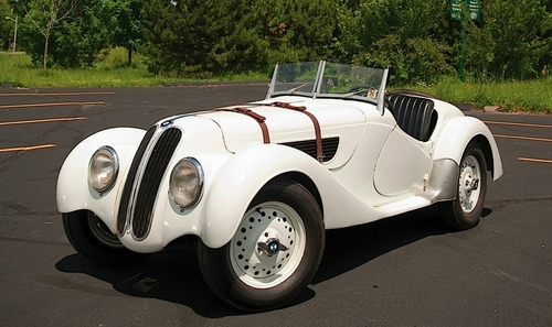 What year is this BMW 328 Roadster?