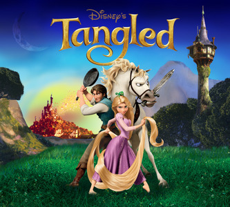 Who was the Director of Tangled?