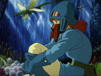What سال was nausicaä released?