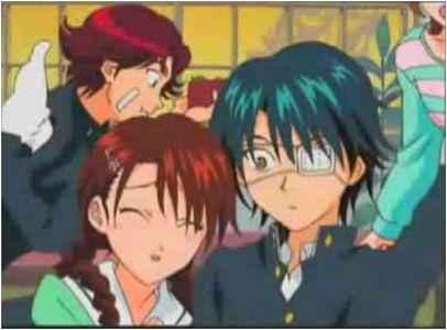 does Ryoma love Sakuno?