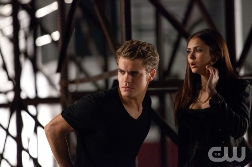 """I thought the ripper Stefan is supposed to be life of the party"". Which episode?"