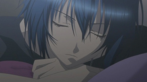 Ikuto's younger sister is...