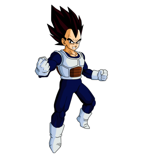 what was vegeta power level when he fought kiwi