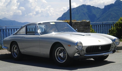 What year is this Ferrari 250 GT Lusso?