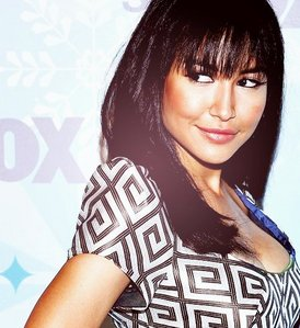 Naya is obsessed with...