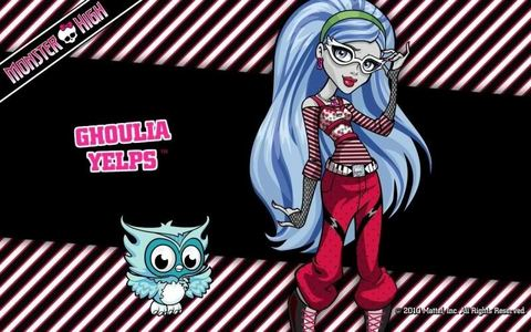 Is there a ghoulia gloom beach doll?