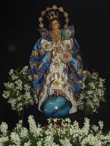 What date the Catholic Christians and other Christian denominations celebrate the feast of the Immaculate Conception of the Blessed Virgin Mary?