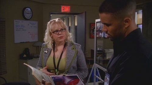 In 1x08 Natural Born Killer Morgan tells Garcia that the unsub is: