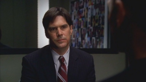 In 1x08 Natural Born Killer the unsub tells Hotch what when Hotch explains the unsub's particular psychology: