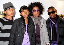 Who in Mindless Behavior where's cross necklaces ?