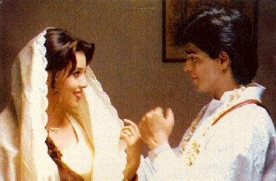 "Below is a scene from the movie ""Pardes"". In which year was it released?"