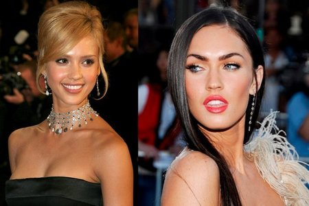 Which one of the 1D member had a crush on these following female celebrities?? (Jessica Alba & Megan Fox)