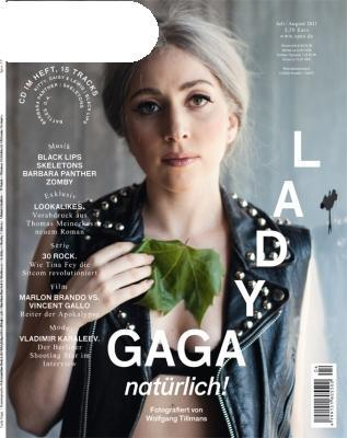 This is the cover of which magazine?
