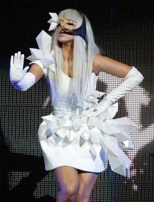 The Origami Dress (photo) is inspired by...
