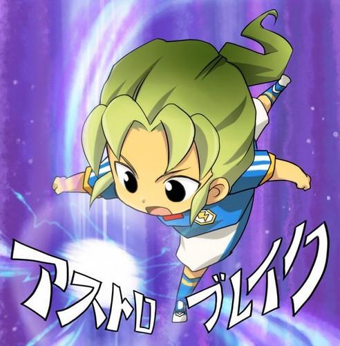 A Cual equipo del instituto Alien Pertenecio (Reize)Midorikawa Ryuuji / Jordan greenway ?