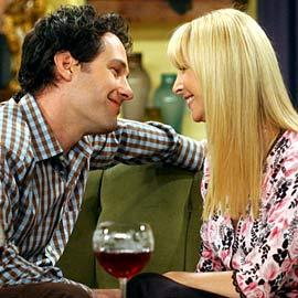 In which episode did Phoebe meet Mike?