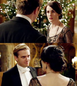 2011 Christmas Special: Matthew and Mary get engaged.