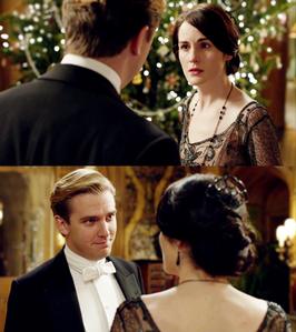 2011 圣诞节 Special: Matthew and Mary get engaged.
