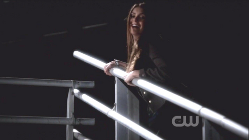 """Uh oh. It's the fun police."" Elena to?"