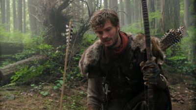 The Huntsman is first referenced in which episode?