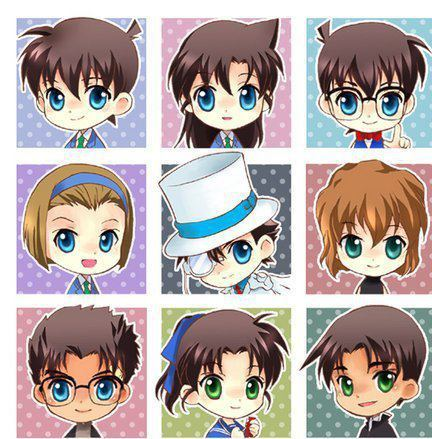 Which anime are these chibis from?