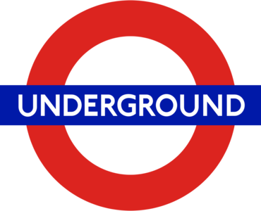 How many stations are there in grand total that service the London Underground?.