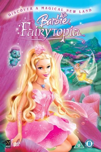 "In what language Fairytopia is titled ""Barbie in the fairies' country?"
