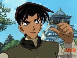 Who is Heiji First cinta