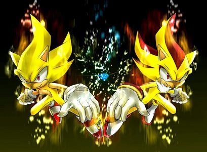 What kind of Super Sonic and Super Shadow fan are you?