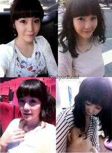 What is kyuhyun sister's speciality?
